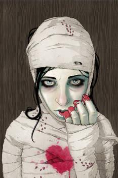 Bloody Mummy