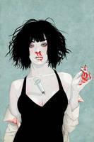 'Mia Wallace' by stuntkid