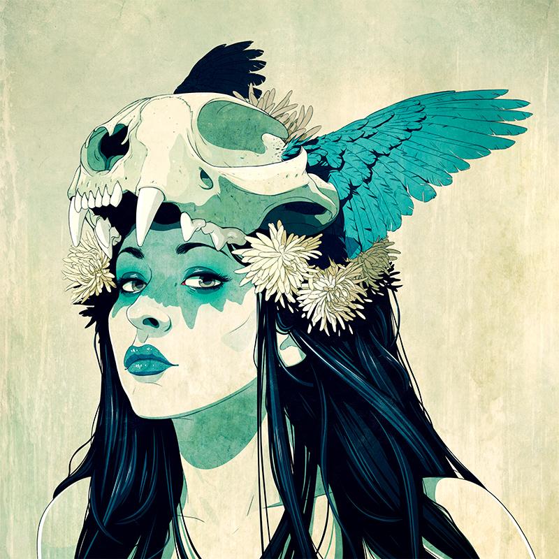 Cassandra by stuntkid