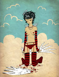 Wingless by stuntkid