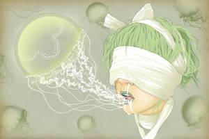 Jelly Vomit by stuntkid