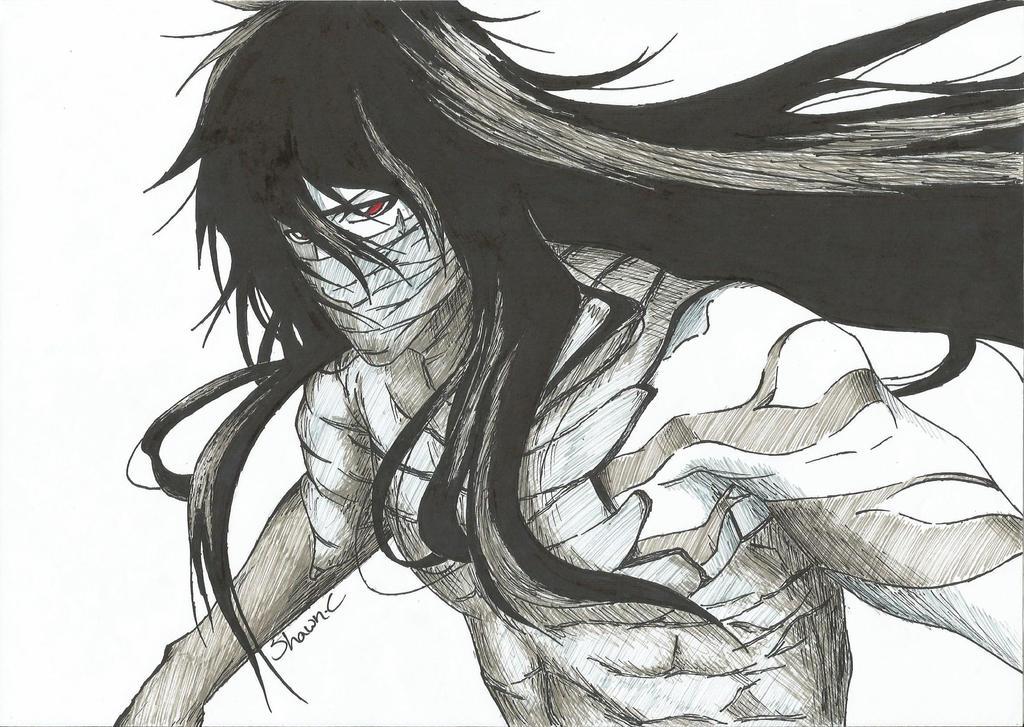 Ichigo Final Getsuga Drawing