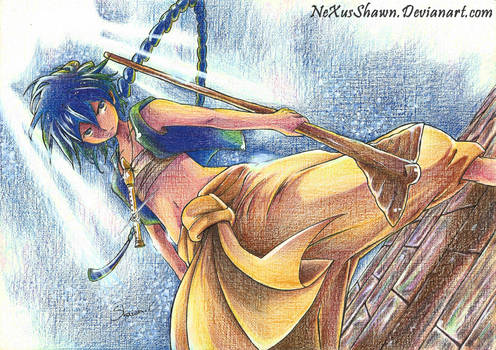 Magi - Aladdin (Finished)