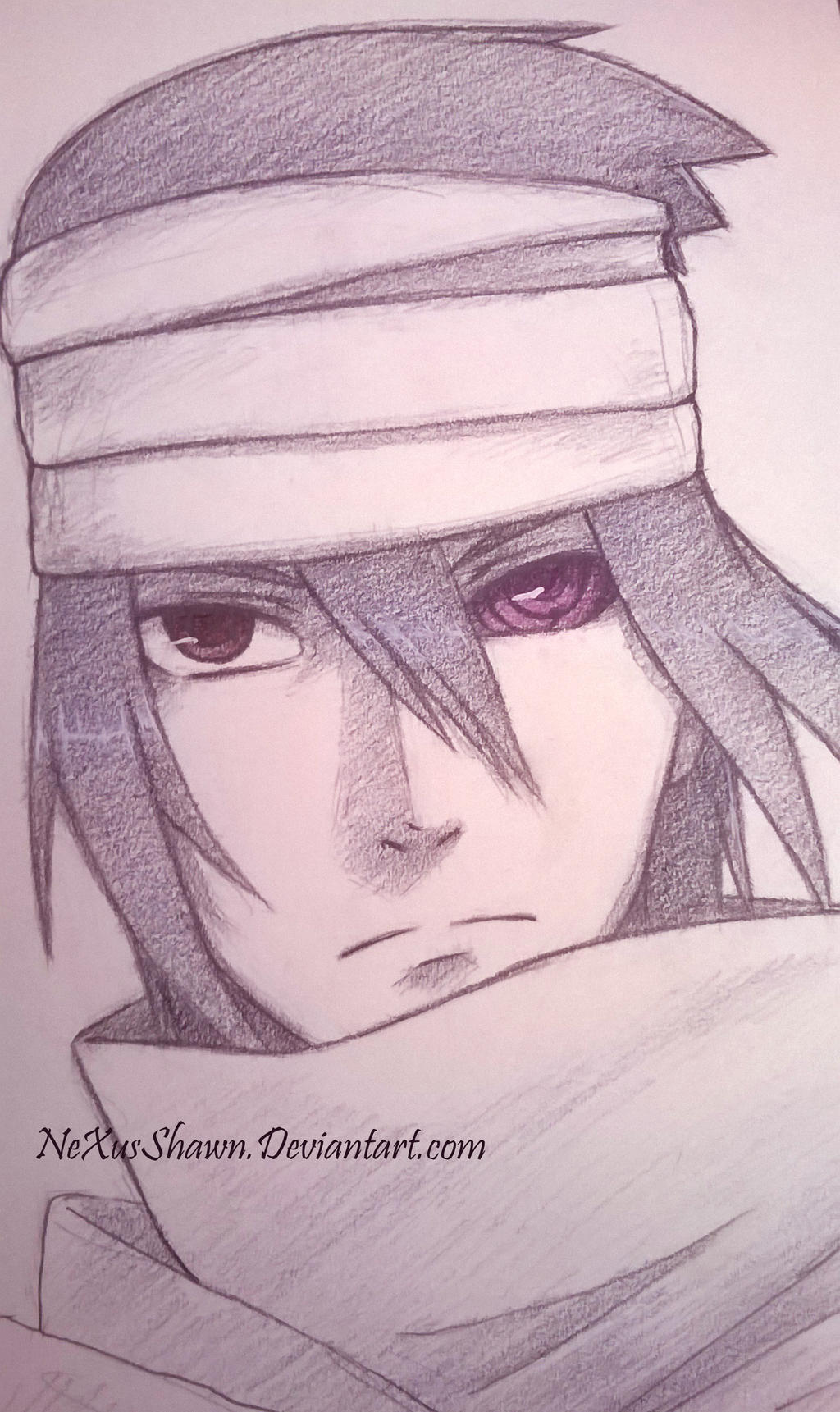 Naruto - Sasuke (The Last Naruto the Movie) by ShinsArt on ...