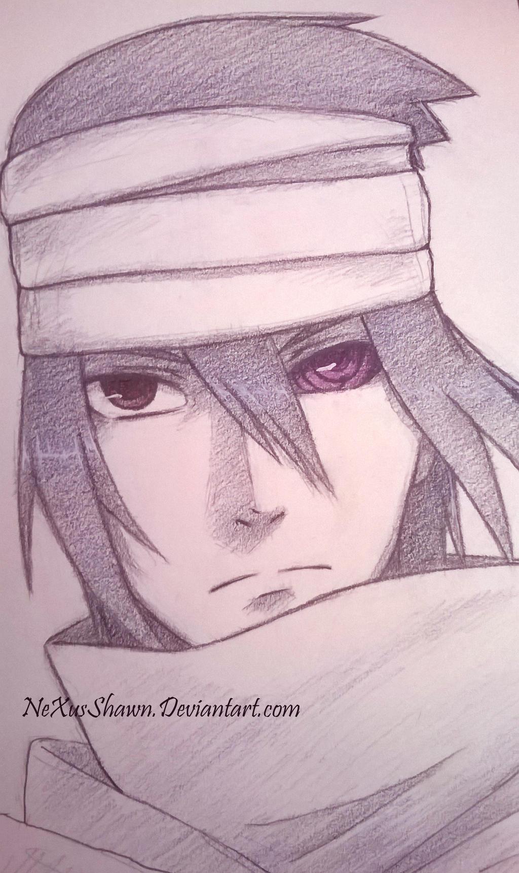 Naruto - Sasuke (The Last Naruto the Movie) by ShinsArt on ...