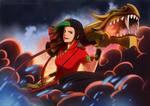 League of Legends - Firecracker Jinx (Finished)