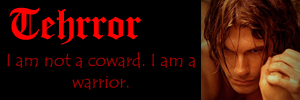 Tehrror: I Am A Warrior by Saiuri-loves-Alucard