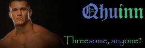 Qhuinn: Threesome Anyone