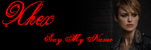 Xhex: Say My Name by Saiuri-loves-Alucard