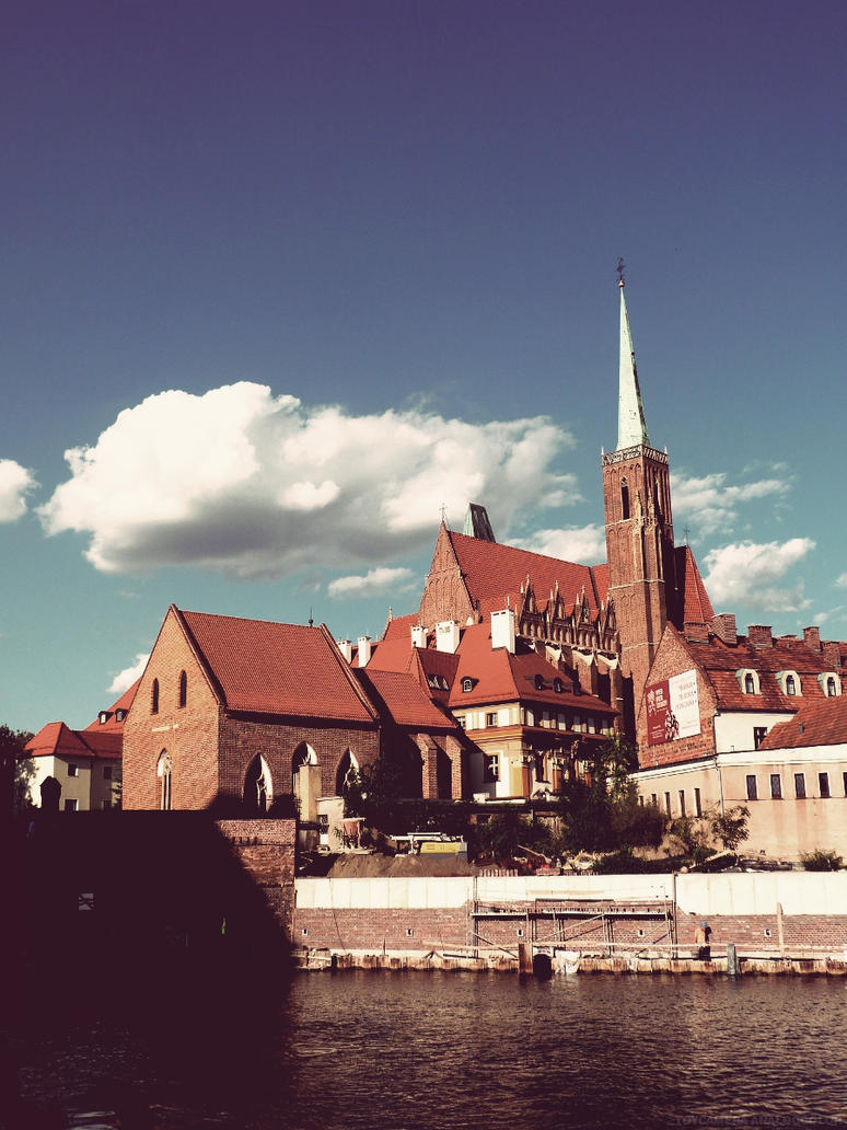 Wroclaw by thehereticanthem