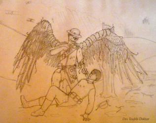 The Devil's Doctor by UnoSombrero