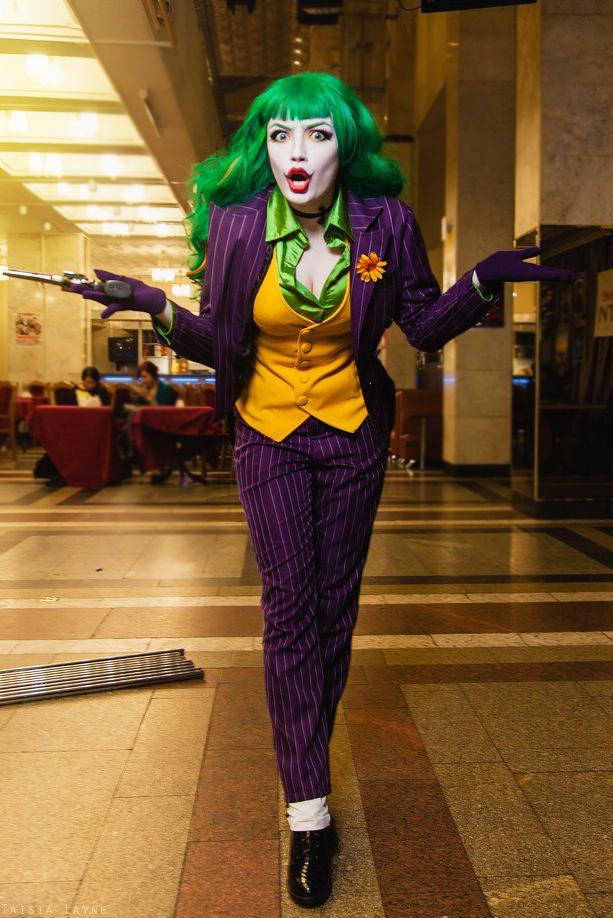 A Different Gotham