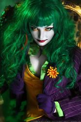 Female Joker cosplay 3