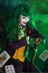 Female Joker cosplay 5