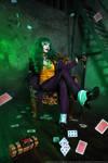 Female Joker cosplay 9