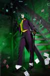 Female Joker cosplay 11