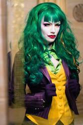 Female Joker by HydraEvil