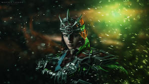 Inquisitor Trevelyan 4 by HydraEvil