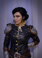 Syanna Cosplay. The Witcher 3 by HydraEvil