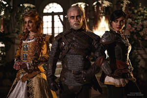 Cosplay - The Witcher: Blood and Wine