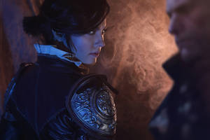 The Witcher 3: Blood and Wine. Syanna - 5 by HydraEvil