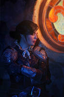 The Witcher 3: Blood and Wine. Syanna - 6 by HydraEvil