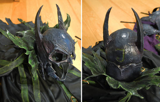 The original Batman helmet by HydraEvil