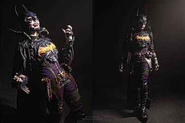 BatJoker original cosplay 09 by HydraEvil
