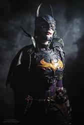BatJoker original cosplay 12 by HydraEvil