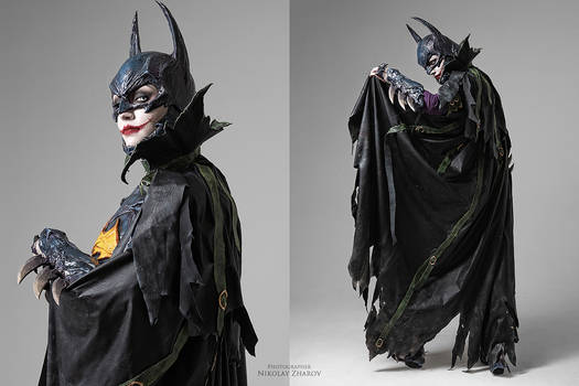 BatJoker original cosplay 15