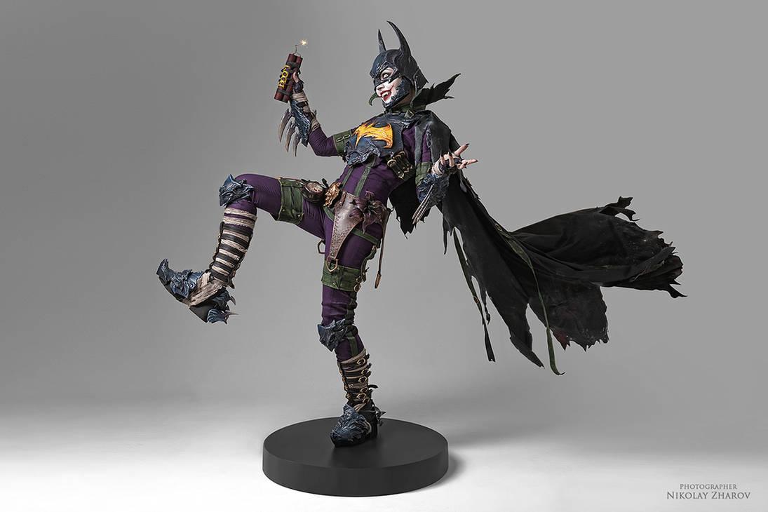 BatJoker original cosplay 19