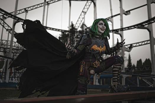 BatJoker original cosplay