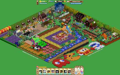 My Farmville by plafortune