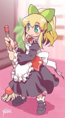 maid_roll