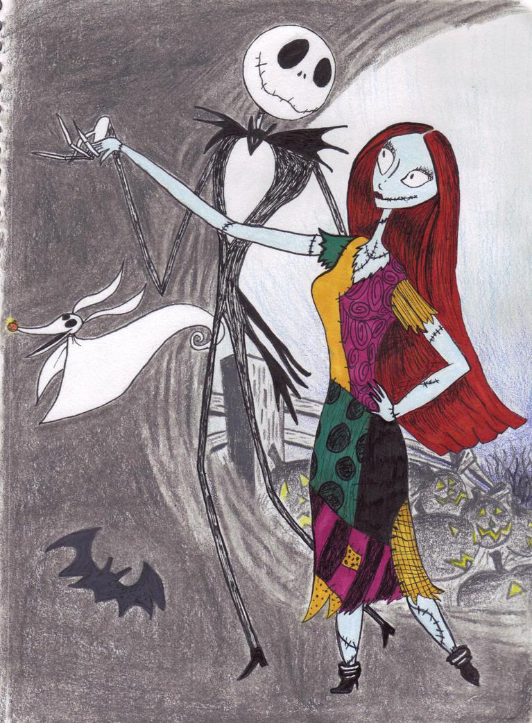 This is Halloween by LuvMangaFF7 on DeviantArt