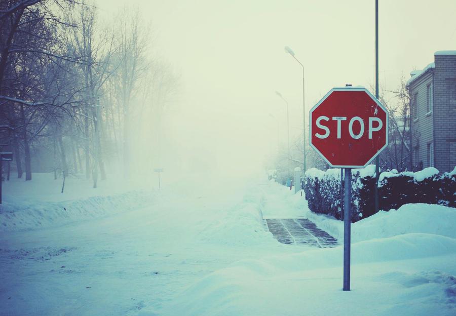 Stop. by SpongySponge