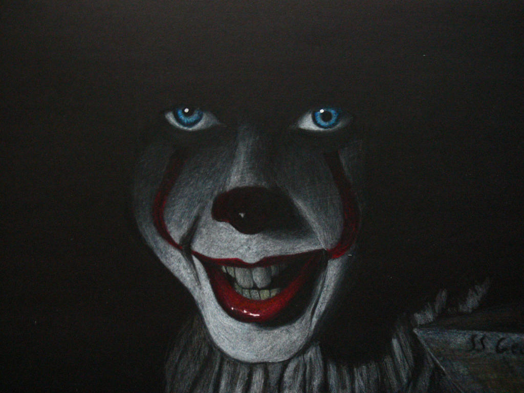 it the clown Pennywise the dancing clown aka it is the main antagonist of it, a novel which was written by stephen king it is a mysterious monster which lives in the sewers under the town of derry, maine, and often kills children the monster often takes the shape of a clown and calls itself pennywise.