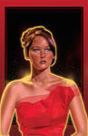 Katniss In Red