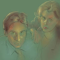 Xfiles by amherman