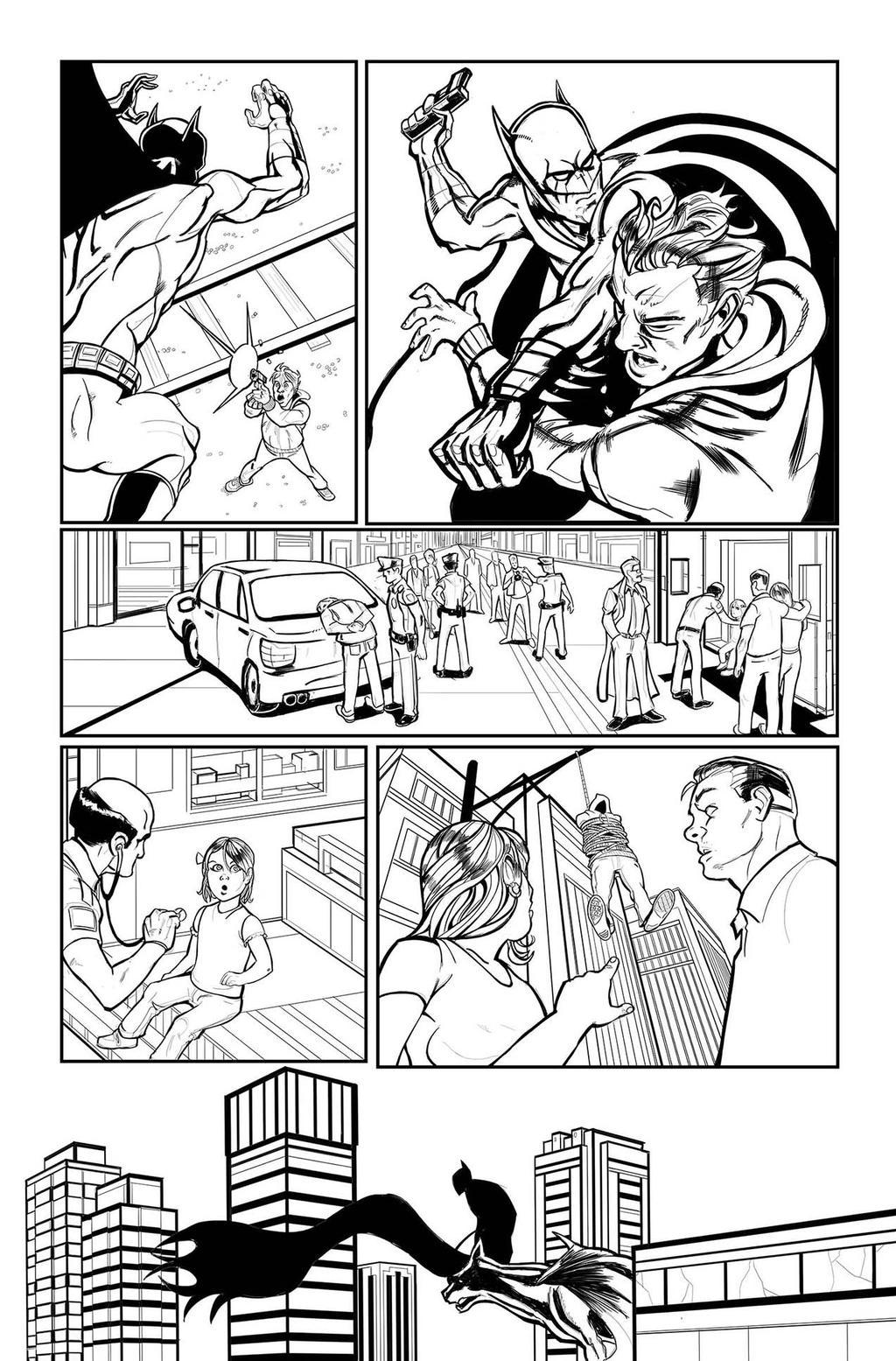 Batman page 05 by amherman