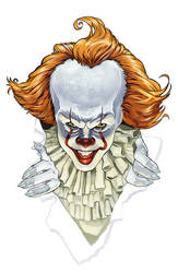 Pennywise by amherman