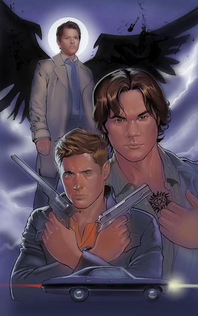 Supernatural by amherman