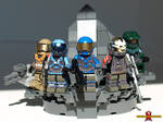 LEGO Noble Team