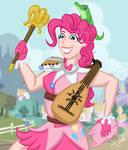 MLP Human Bard Pinkie Pie