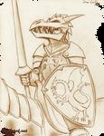 Wulfgard: Dragon Knight