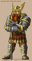 Dagfari Firebeard