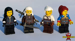 LEGO The Witcher 3: The Wild Hunt