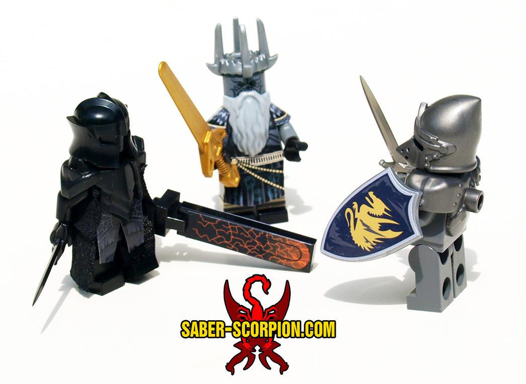 LEGO Dark Souls by Saber-Scorpion