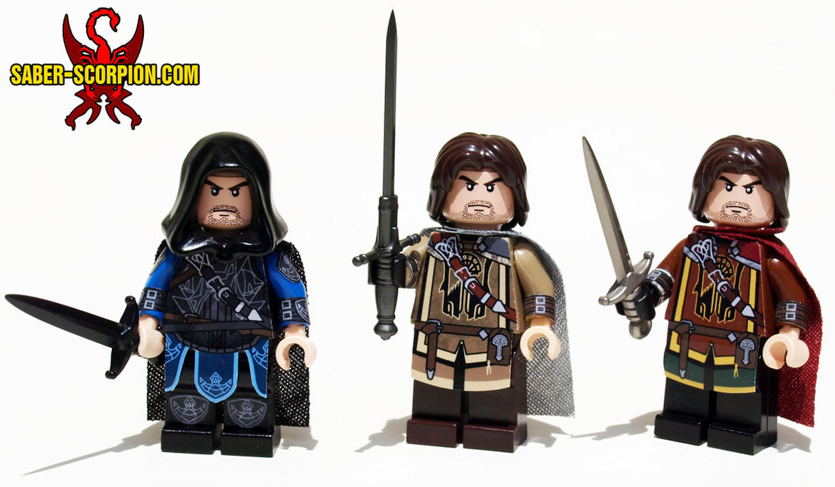 Middle-Earth: Rangers of Vengeance by Saber-Scorpion