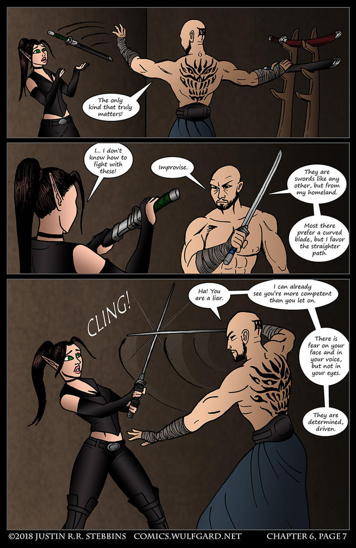Wulfgard Comic: Chapter 6, Page 7 by Saber-Scorpion